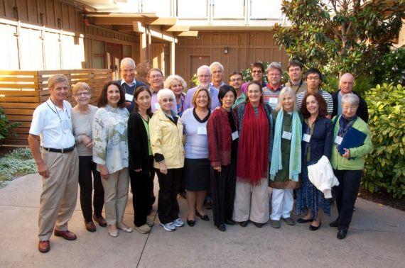 Setkání překladatelů vTiburonu, CA, USA